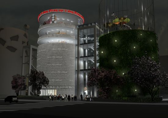 110 silos amgh nacht