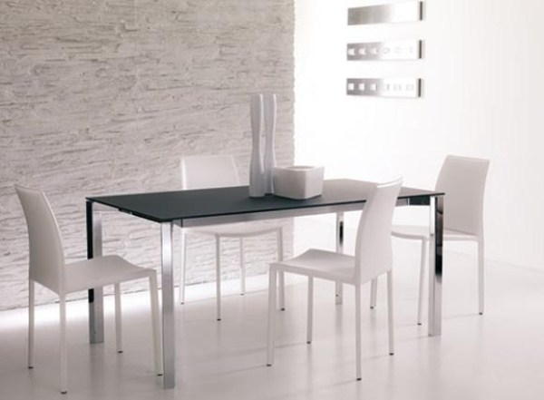 expandable dining tables serve a big dose of style to any dining room