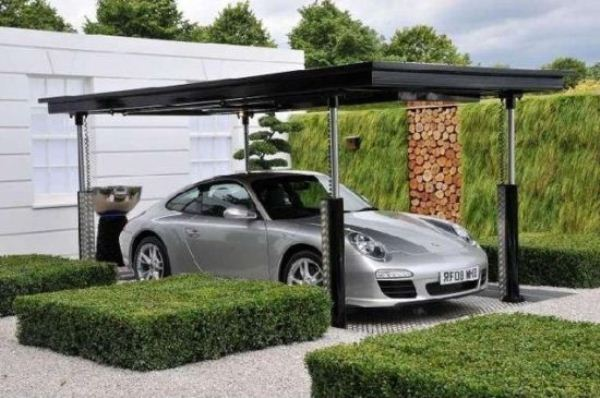 unique garage design ideas to park your vehicle designbuzz see unique custom garage door designs by dynamic garage