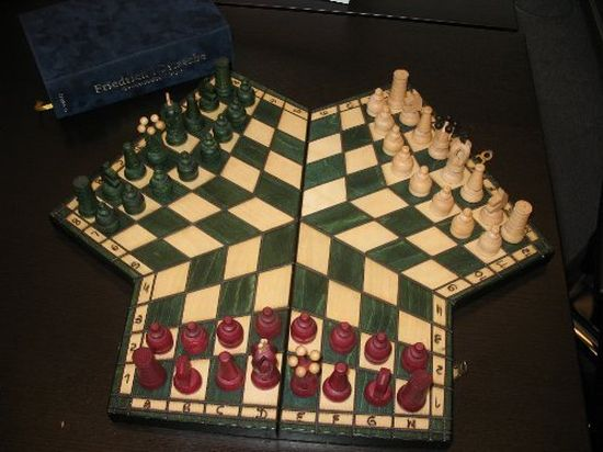3 way chess