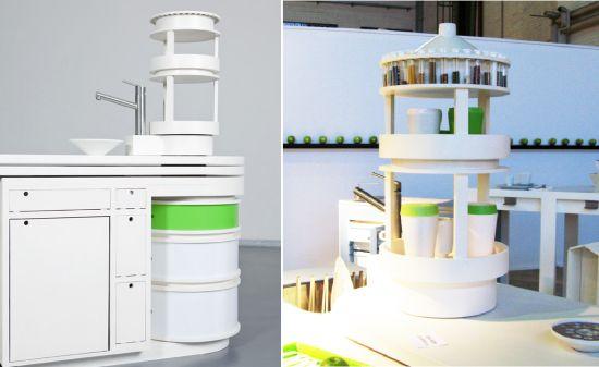 360 degrees kitchen