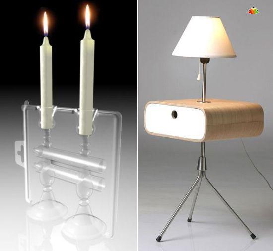 3 candlsticks package lam miK2W 17275