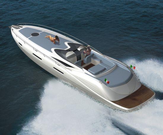 48 motoryacht