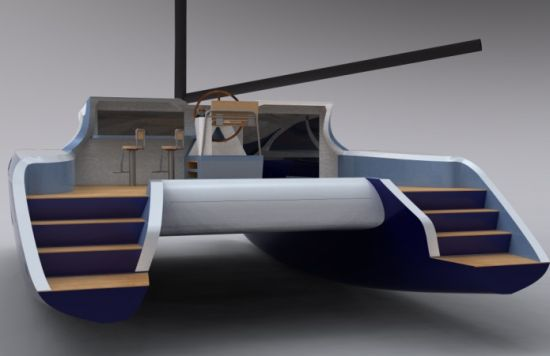 50 foot catamaran  08