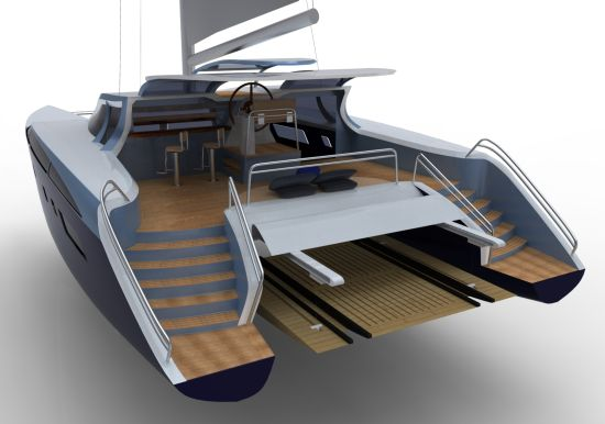 50 foot catamaran