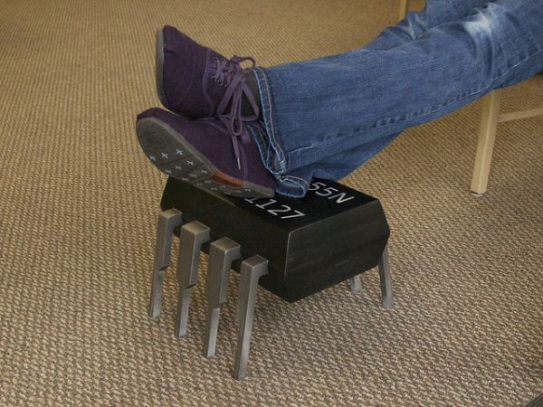 555 Footstool