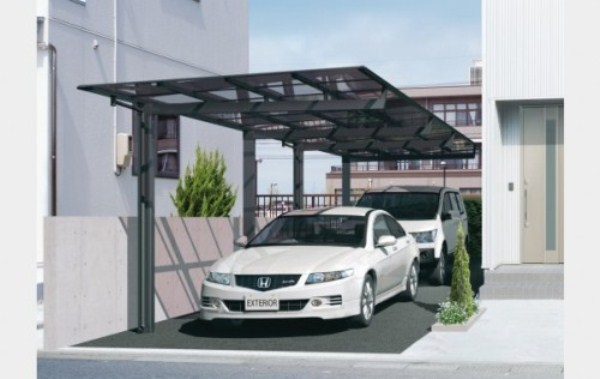 Car Parking Design For Home ~ PvHelpDesk.com - 600x379 - jpeg