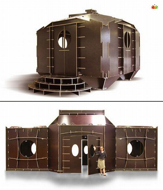 9 shelter system D9K3W 50