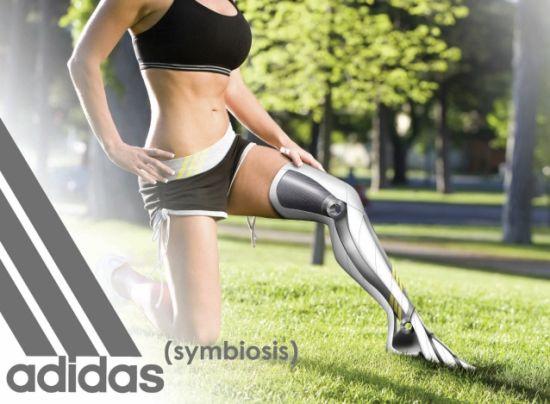 adidas symbiosis prosthetics