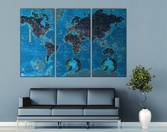 adjustable planisphere triptych2