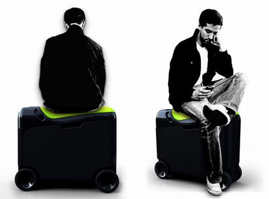agent move on luggage33