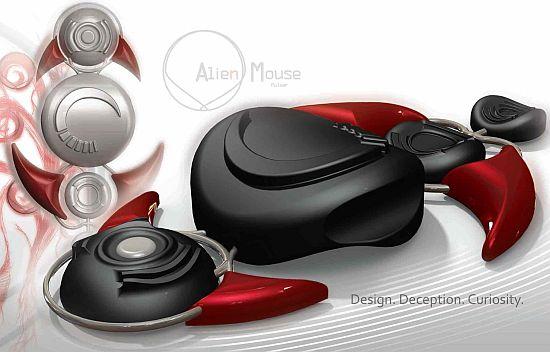 alien mouse SfKq3 48