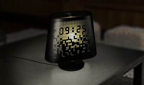 ambient table lamp