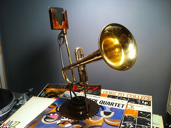 analog tele phonograher