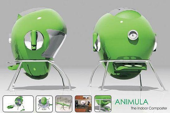 animula indoor composter SJi7i 58