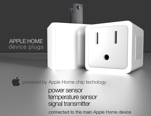 apple home device plugs