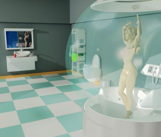 aquatic thermal bathroom concept 08