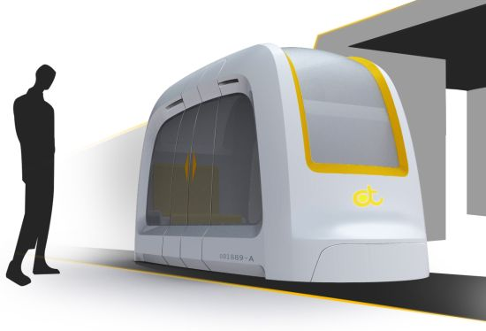 arc personal rapid transit 01