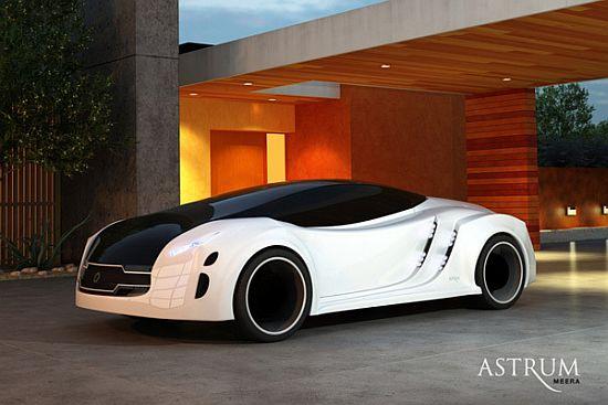 astrum meera concept car 04