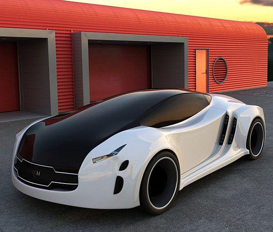 astrum meera concept car 05