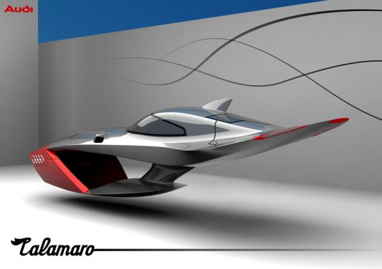 audi calamaro concept flying car img3 bhtpq 5965 L