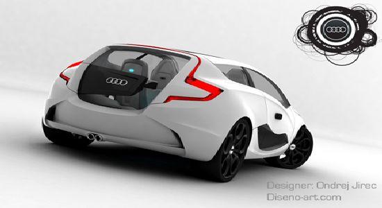 audi o car concept2 IF96s 17340