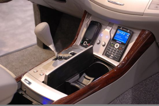 automotive wireless charging station 01
