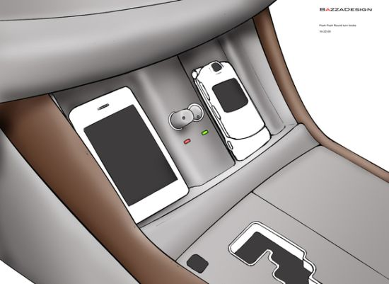 automotive wireless charging station 02