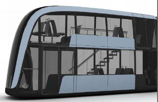 autonomous tram 1