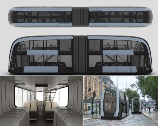 autonomous tram 2
