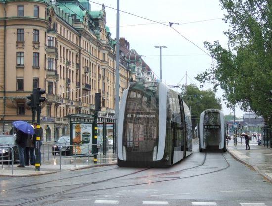 autonomous tram 4