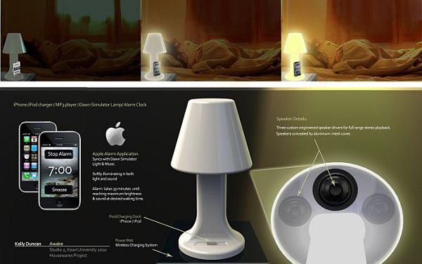 awake ipod player lamp 01
