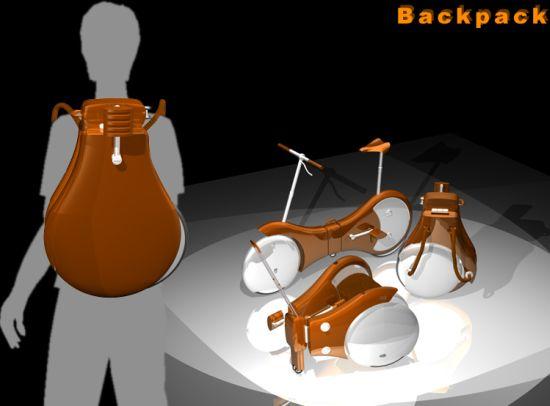 back pack xjkh3 58