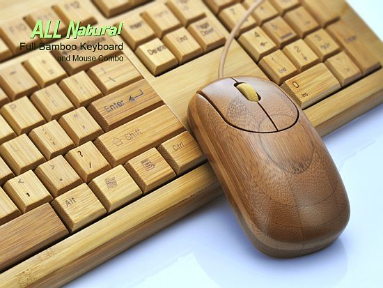 bamboo keyboard and mouse 01
