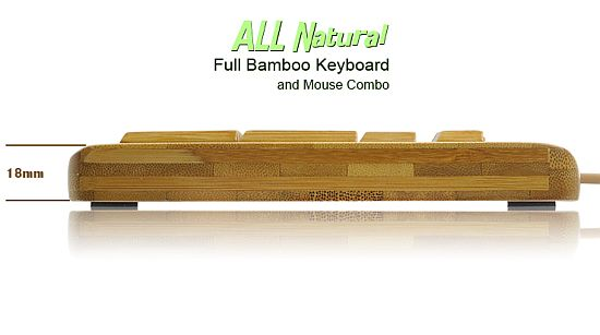 bamboo keyboard and mouse 05