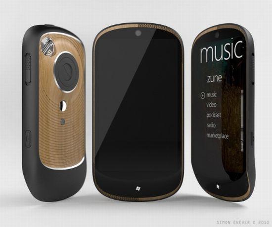 bamboo window phone 7 os 1