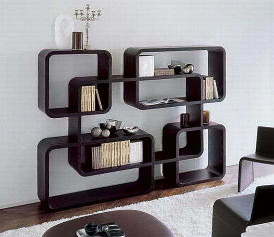 beautiful porada dedalo bookcase