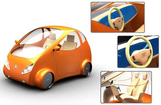 bee city car 02