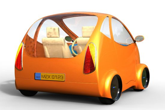 bee city car 03