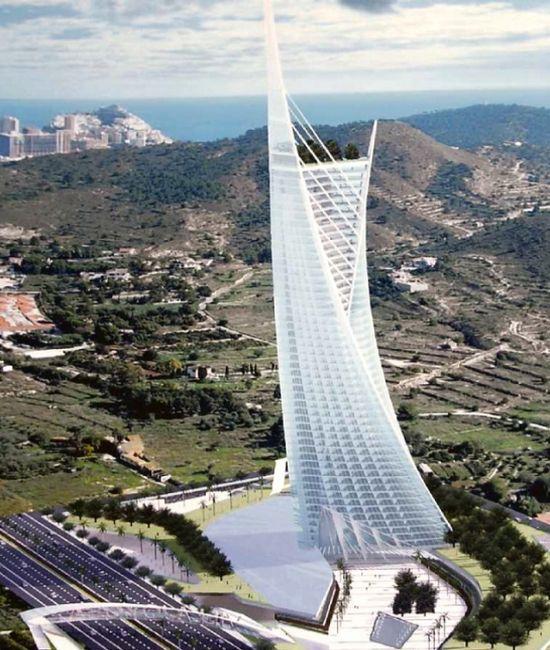 benidorm casino tower mUpTs 58