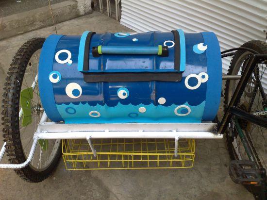bicycle powered washing machine 03