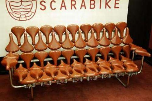 bicycle seat furniture 2 zTRzu 58