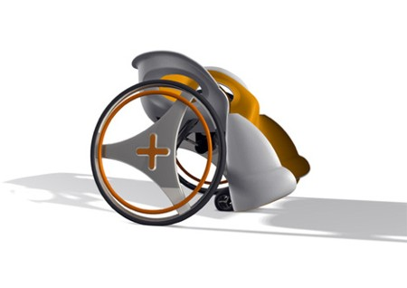 big foot wheelchair