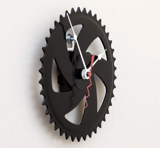 bike gear crank clock 01