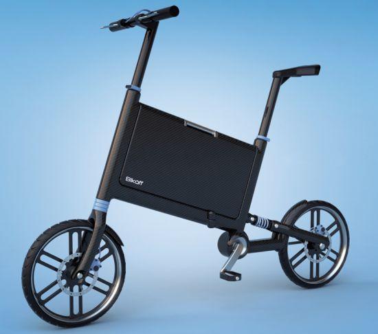 bikoff folding bike