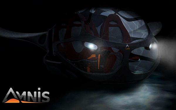 bionic submarine