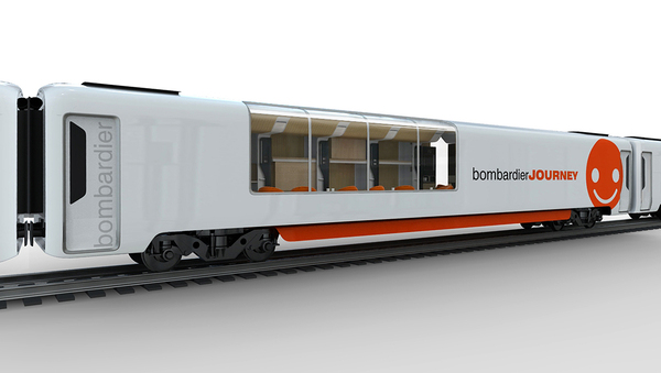 Bombardier Car