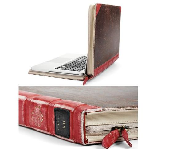 bookbook leather macbook case 02