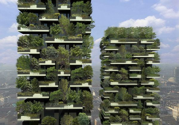 Bosco vertical Forest