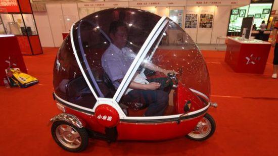 bubble bike electric three wheeler 6